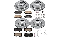 Autospecialty KOE138 1-Click OE Replacement Brake Kit