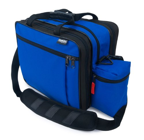 Hopkins Medical EZ View Med Bag - Royal Blue