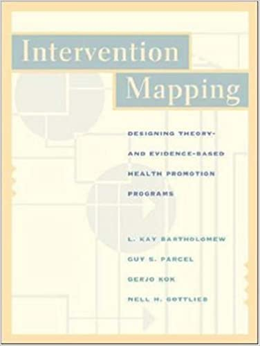 intervention mapping designing theory and evidencebased health promotion programs with powerweb