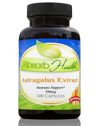 Astragalus Polysaccharides Capsules Longevity Supplement