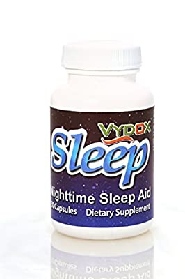 Vydox SLEEP Aid Supplement, All Natural from the makers of Vydox PLUS