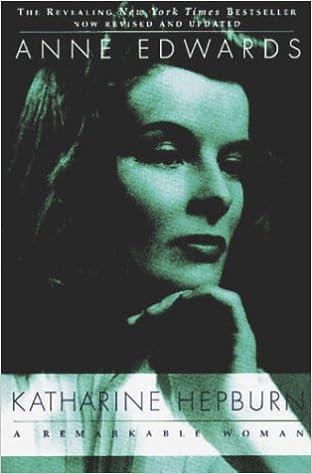 e9ed92d491b Katharine Hepburn: Anne Edwards: 9780312206567: Amazon.com: Books