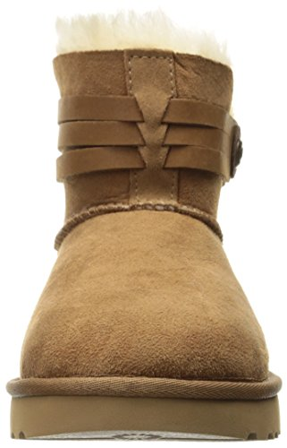 Boot Winter Elva Women's Chestnut UGG tqYAwSE