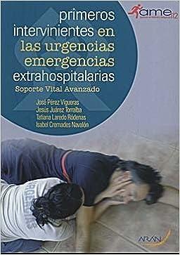Primeros intervinientes en las urgencias emergencias ...