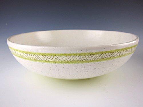 Franciscan Hacienda Earthenware - Franciscan China HACIENDA Green Round Vegetable Bowl(s) EXCELLENT