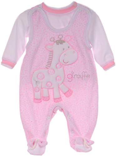 STRAMPLER 62 68 Baby Einteiler oder SET mit Hemdchen Shirt Lila Anzug ärmllos
