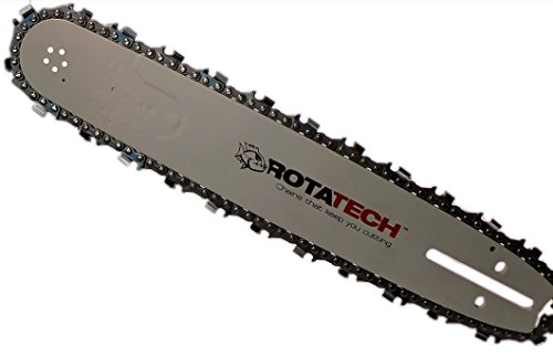 GENUINE Rotatech 20' CHAINSAW CHAIN & BAR PACK FITS JONSERED 2149