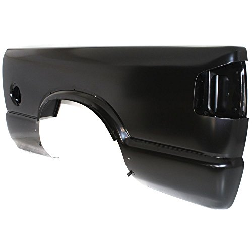Lh Rear Quarter - Diften 110-C0810-X01 - New Fender Rear Quarter Panel Driver Left Side Chevy S10 Pickup LH Hand 12377449