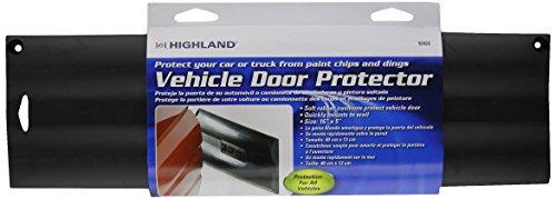 Highland 9242300 Black Vehicle Door Protector