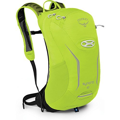 Osprey Syncro 10 Backpack, Meteorite Grey, 45 x 26 x 23 cm [並行輸入品] B07DVQPY2Y