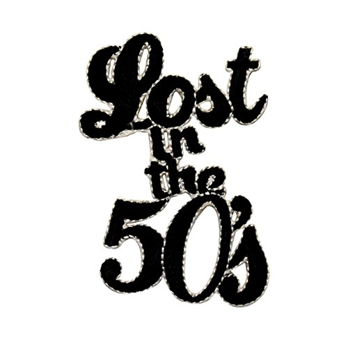 ID 0128 Lost In The 50s Patch Decade