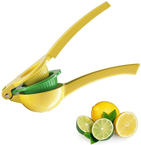 Metal Lemon Lime Squeezer Easy to Use Gets out every drop of juice Made with heavy duty aluminium Cleans in no time!