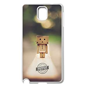 Samsung Galaxy Note 3 Case,Lonely Danboard Hard Shell Back Case for White Samsung Galaxy Note 3 Okaycosama340690