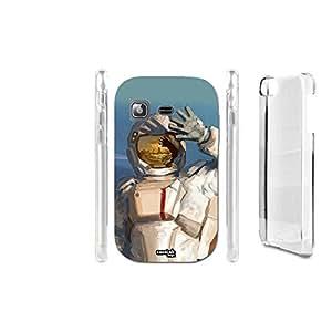 FUNDA CARCASA SPACE TUTA SPAZIALE PARA SAMSUNG GALAXY POCKET PLUS S5301