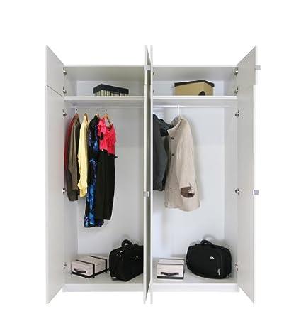 Exceptionnel Alta 8 Door Wardrobe Closet Basic Package   Tall