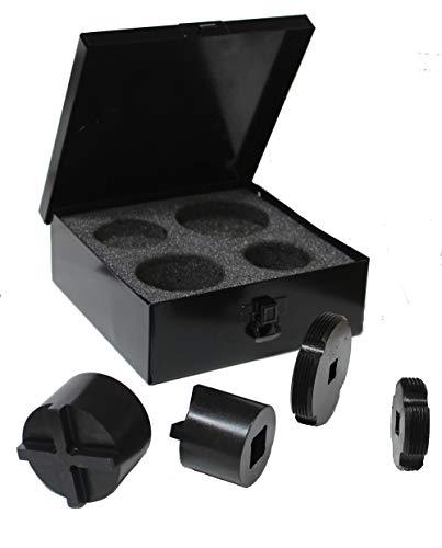 - JENDYK XKR84B Black Mack King Pin Removal Kit