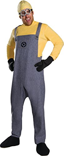 Rubie's Despicable Me 3 Adult Deluxe Minion Dave Costume, Standard for $<!--$19.83-->