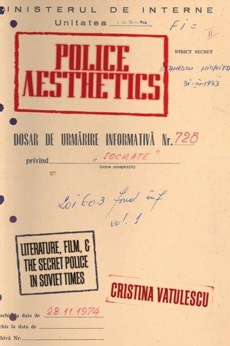 POLICE AESTHETICS