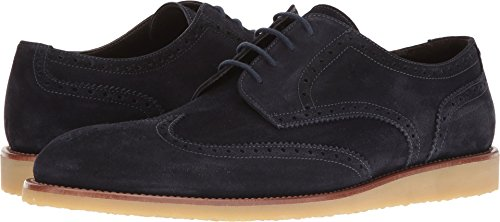 To Boot New York Men's Edmond Oxford, Softy Blue, 11 M US To Boot New York Wingtips Oxfords