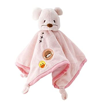 itsImagical Kiconico Doudou, peluche, color rosa (Imaginarium 63689)