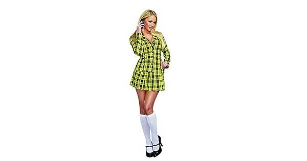 Amazon.com: Dreamgirl Disfraz de disfraz de colegiala a ...