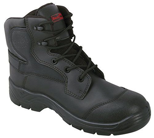 Blackrock Cf02 - Chaussures De Sécurité Unisexes - Adulte, Noir (noir), 39.5 Eu