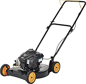 Poulan Pro 961120130 PR450N20S Briggs 450e Side Discharge Push Mower in 20-Inch Deck from Husqvarna Wheeled