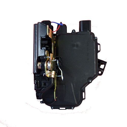 Left Rear Jetta Door (For VW Beetle Passat Jetta Golf GTI 1999-2010 Rear Left Side Door Lock Actuator 3B4839015A)