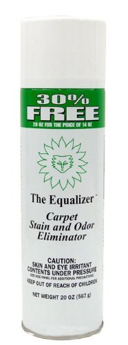 The Equalizer Carpet Stain and Odor Eliminator (20 oz), My Pet Supplies