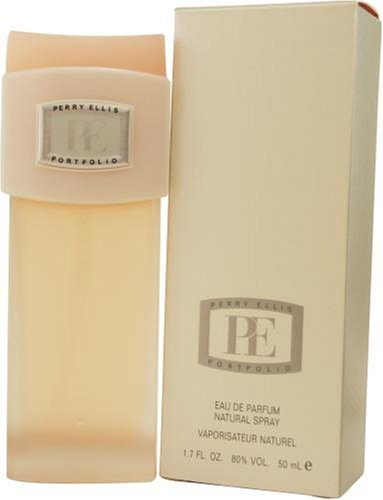 Spray 1.7 Ounce Portfolio (Portfolio By Perry Ellis For Women. Eau De Parfum Spray 1.7-Ounces)