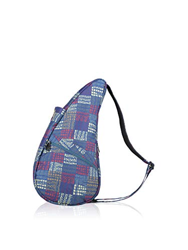 AmeriBag Healthy Back Bag tote Print Small (Patchwork) ()