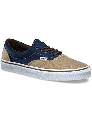 Vans Era T&H Dress Blues/Khaki US Size Men 6.5/Women 8.0 by Vans