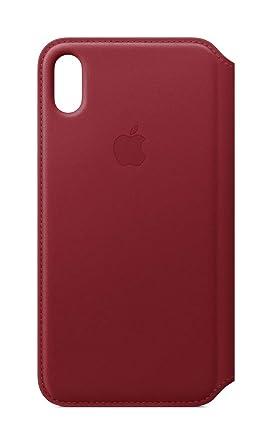 apple iphone xs folio case