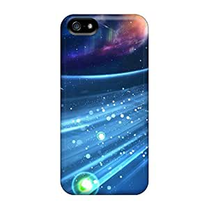 Quality Dana Lindsey Mendez Case Cover With D Graphics Cosmic Particle Nice Appearance Compatible With Iphone 5/5s