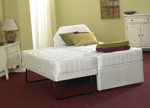 Single 3 in 1 guest bed with deep quilted mattress amazon co uk kitchen home