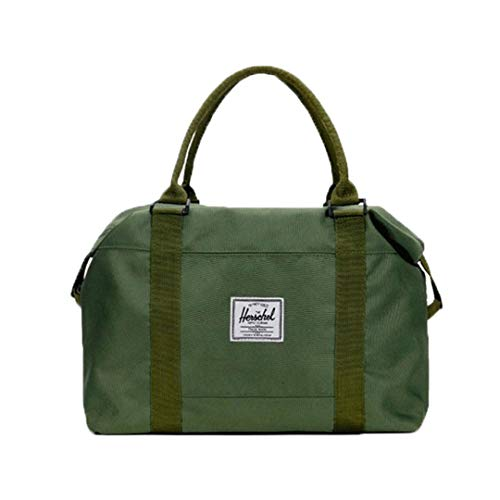 Oxford Men Travel H bag Carry On Luggage Shoulder Duffle Bags Women Tote Large Weekend Bag Green ()