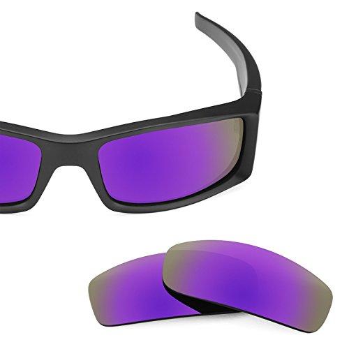 Verres de rechange pour Spy Optic Hielo — Plusieurs options violet MirrorShield® - Polarisés