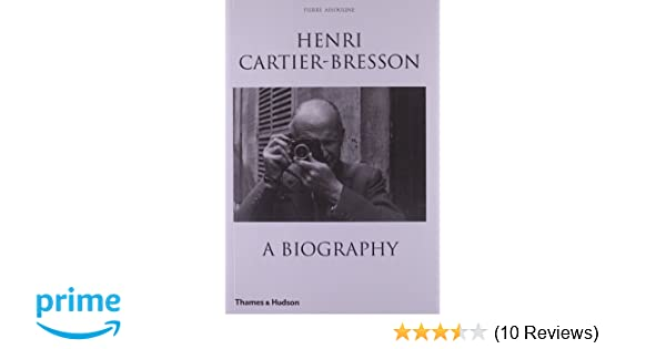 Amazon henri cartier bresson a biography 9780500290521 amazon henri cartier bresson a biography 9780500290521 pierre assouline books fandeluxe Images