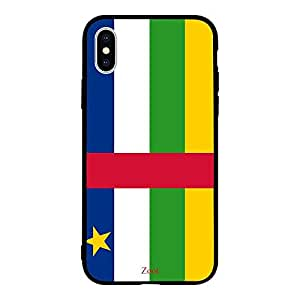 iPhone XS Max Central Africa Republic Flag