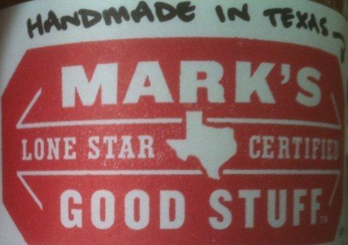 Mark's Lone Star Certified Good Stuff Salsa 16oz Jar (Pack of 3) (Choose Flavor Below) (Original - Medium) by Mark's Salsa