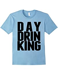 DAY DRINKING Funny Party T Shirt for EDM Festivals!