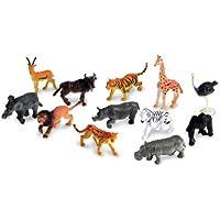 Set de 60 animales jumbo