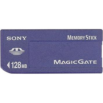 Sony MSH-128 Memoria Flash 0,125 GB MS - Tarjeta de Memoria ...