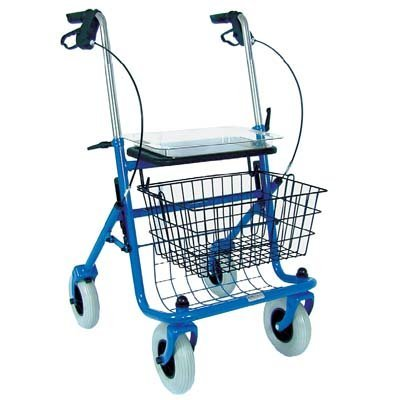 Wheeled Walker with Basket