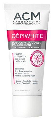 ACM dépiwhite máscara pelliculable éclaircissant ACM-PF/D-003