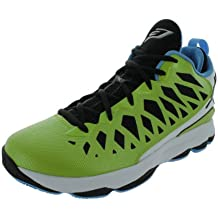 NIKE Men's Air Jordan CP3 VI 6 Nitro Pack Atomic Green/Black-White-University Blue 535807-301 Shoe