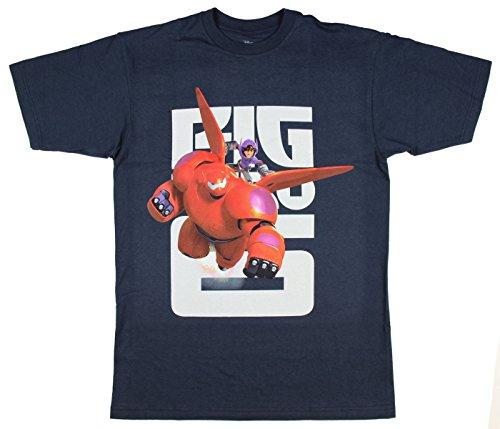 Disney Big Hero Flight T Shirt