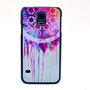 WQQ Teléfono Móvil Samsung - Cobertor Posterior - Gráfico/Dibujos Animados/Diseño Especial - para Samsung S5 i9600 ( Multi-color , Plástico )