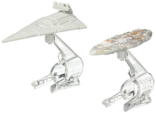 Hot Wheels Star Wars Starship Star Destroyer vs. Mon Calamar