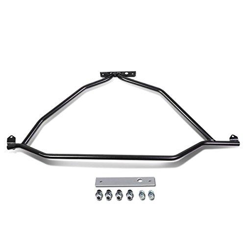 - DNA Motoring STB-FM86-FU-BK Front Upper Aluminum Strut Bar [For Ford Mustang 5.0L V8]